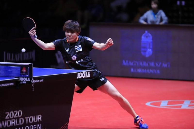匈牙利公開賽》遭日本一姐逆轉 鄭怡靜生涯首冠再度擦身而過
