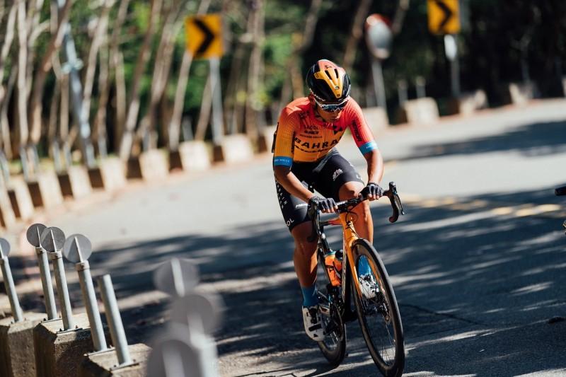 自由車》馮俊凱前進東京奧運 挑戰「六星級」魔鬼賽道