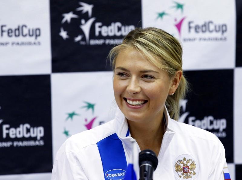 網球》莎拉波娃宣布退役 蔡英文總統「很傷心」