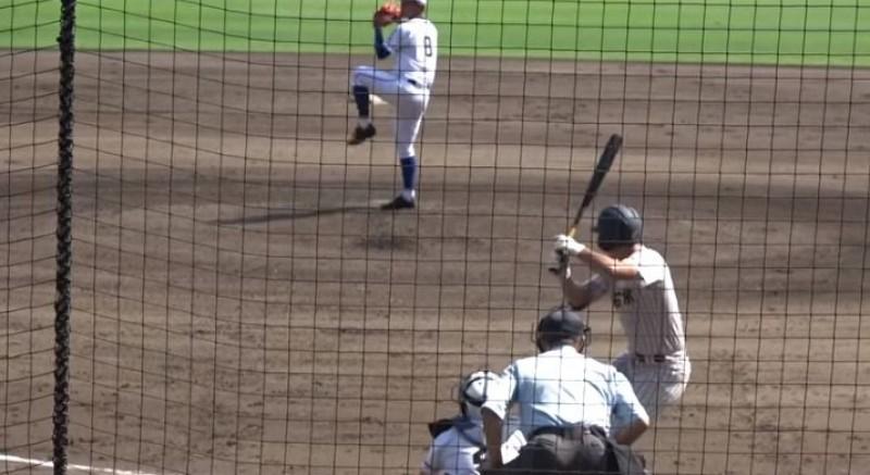 棒球》日高中生球拿到2秒就開始投 球迷驚:中職要學嗎(影音)