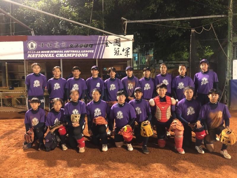 棒球》台灣棒球運動發展再創高峰!「女子組」聯賽首度完成三級連線