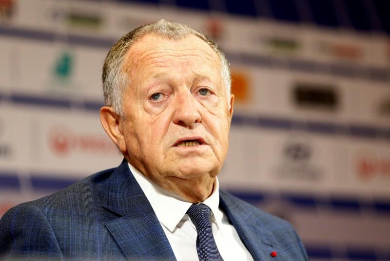 足球》法甲停賽被轟愚蠢至極 里昂無歐冠、歐聯資格氣炸