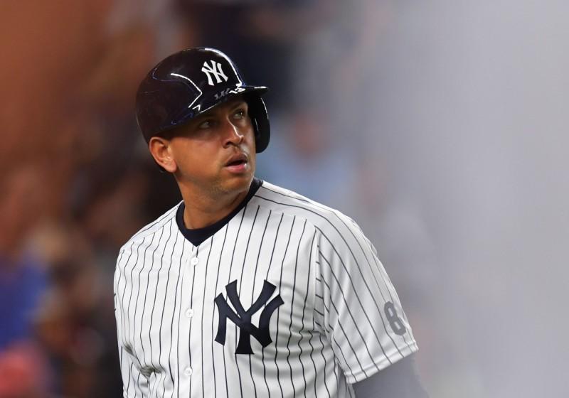 MLB》A-Rod突發練打影片 美媒:台灣是最好去處