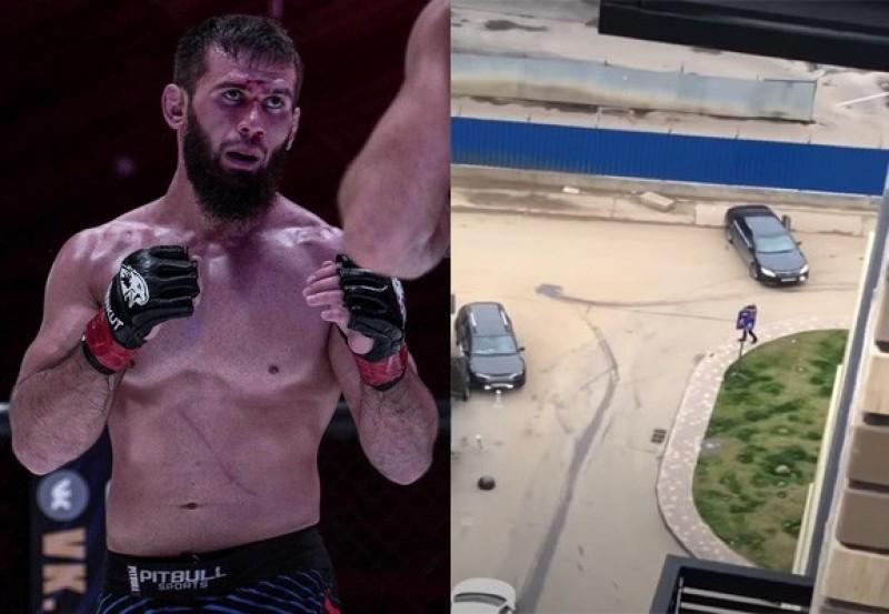格鬥》戰鬥民族的日常 俄國MMA悍將涉街頭槍戰