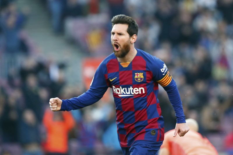 足球》扯! 西班牙媒體爆:梅西遭摸臀、觸碰私處性騷擾