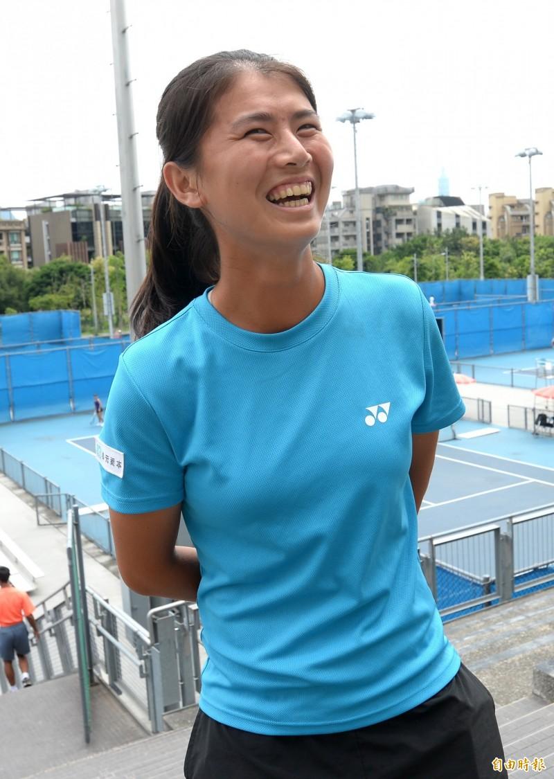 網球》澳網會內賽初體驗 李亞軒與吳芳嫺遭名將震撼教育不失志
