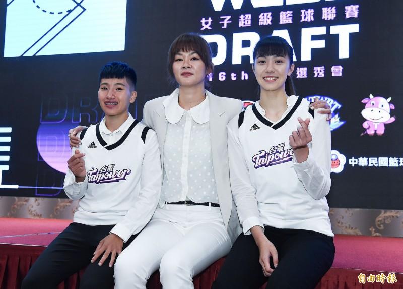 WSBL》劉昕妤「斜槓」模特兒不影響打球 再度攜手陳孟欣直呼意外