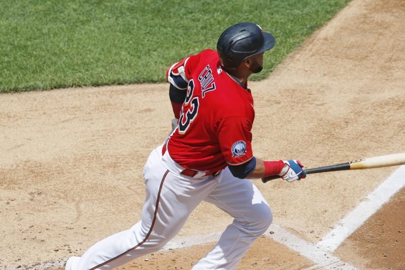 MLB》40歲老將克魯茲繳猛打賞 暫居大聯盟打點王