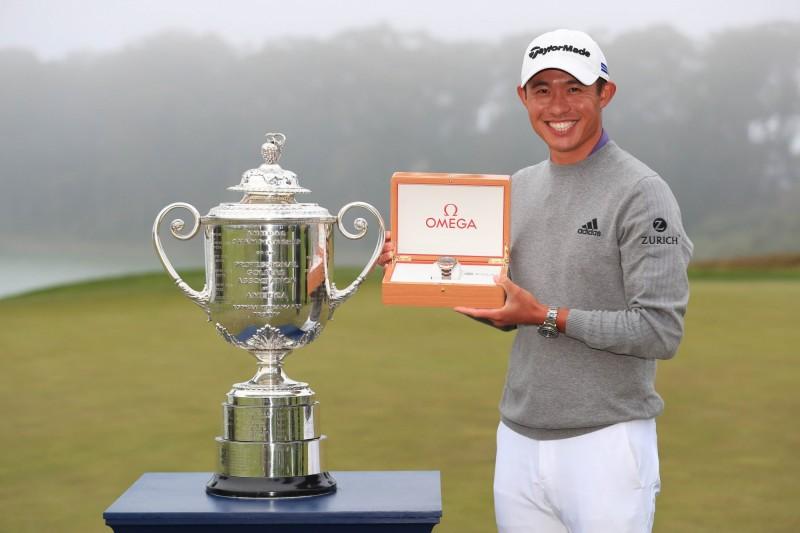 高球》高效率!復賽2個月奪2冠 森川科林PGA錦標賽封王