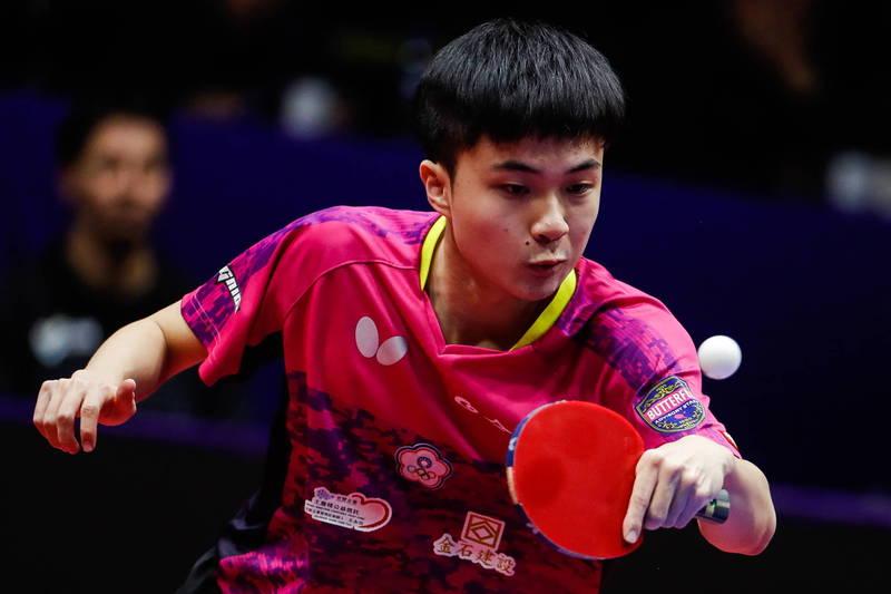 世界盃》桌球國際賽11月重磅回歸  林昀儒睽違9個月再亮刀