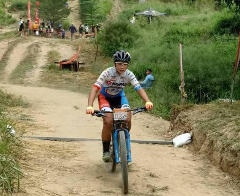 亞洲首場UCI國際賽在台灣 蔡雅羽克服尋麻疹完成6連霸