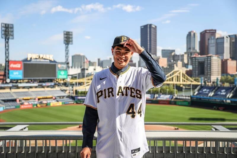 MLB》海盜25份報告沒寫到 陳柏毓頁面遭誤植「中國台北」
