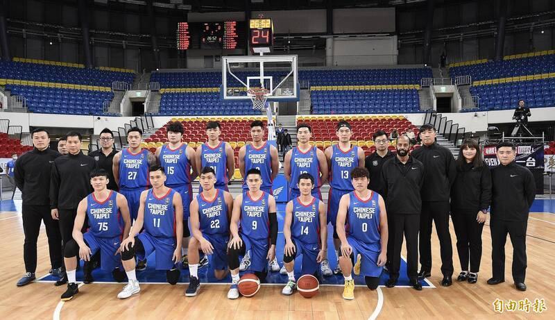 亞洲盃男籃》選訓委員會開會結果出爐 盼亞洲籃總延後比賽