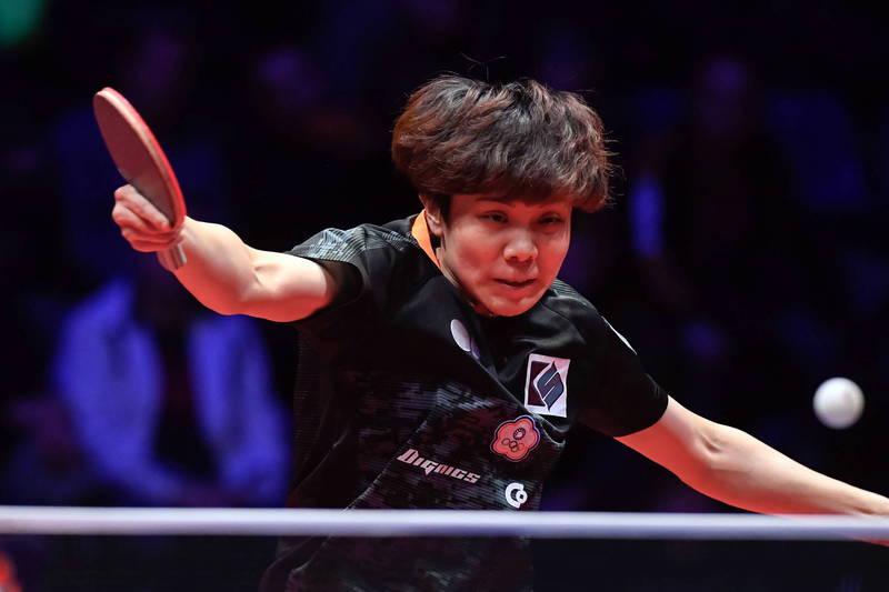 WTT澳門賽》5局大戰擊退中國新星 鄭怡靜闖進8強