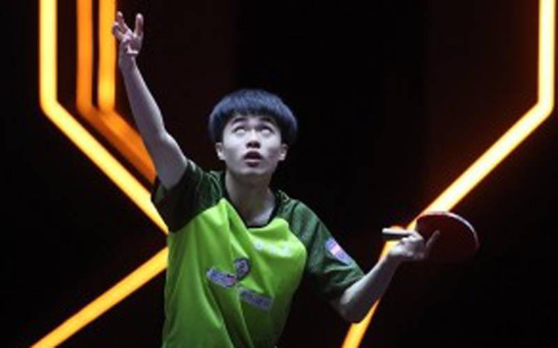 WTT澳門賽》錯失賽末點 林昀儒不敵世錦賽亞軍無緣八強