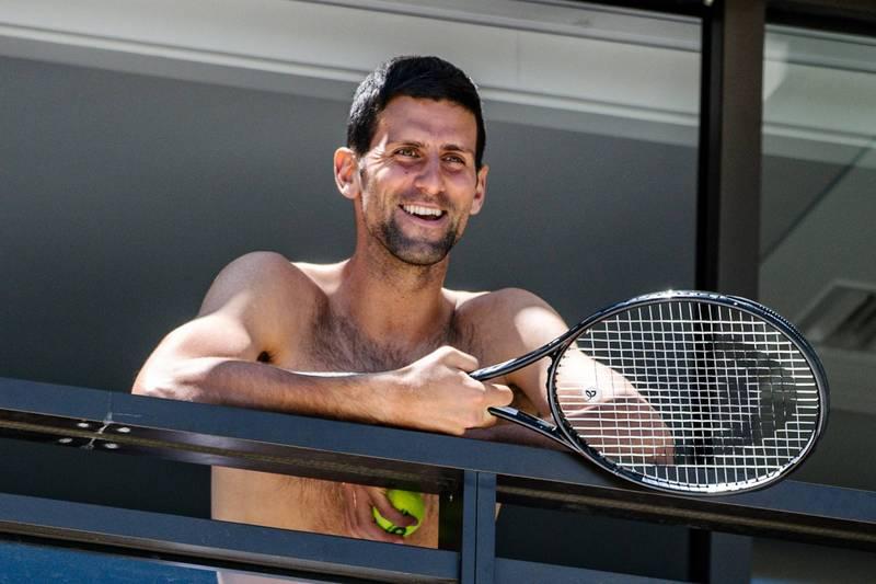 網球》向澳網提出需求挨轟自私 球王喬帥:被曲解了