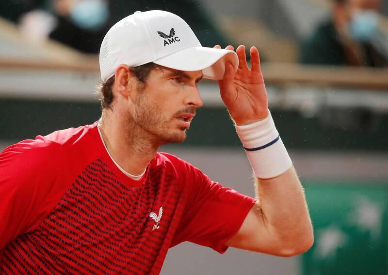 網球》放棄澳網外卡 穆雷染疫隔離趕不及飛往墨爾本