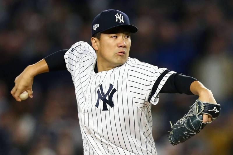 MLB》田中將大重返洋基還未絕望?官網記者點出1種可能