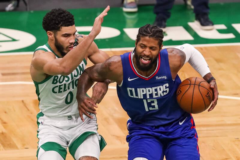 NBA》雷納德缺陣、P.喬治獨木難支 快艇近8場苦吞5敗