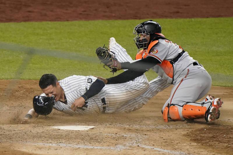 「法官」缺陣、洋基延長賽敗金鶯 今日MLB戰績