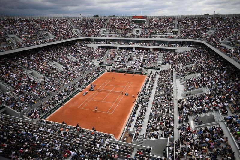 網球》法網紅土大滿貫順延1週 球員痛批大會決定自私 - 自由體育