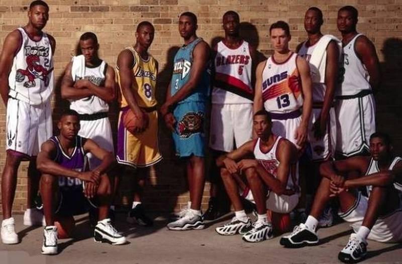 NBA》96梯史詩合照獨缺選秀狀元! 「戰神」自己也困惑