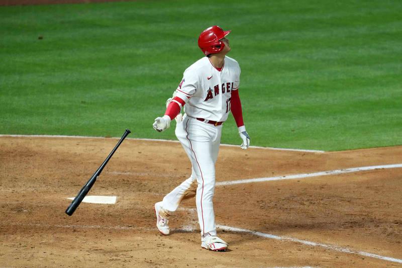 MLB》手肘痠痛照樣炸裂!大谷翔平登聯盟全壘打王(影音)