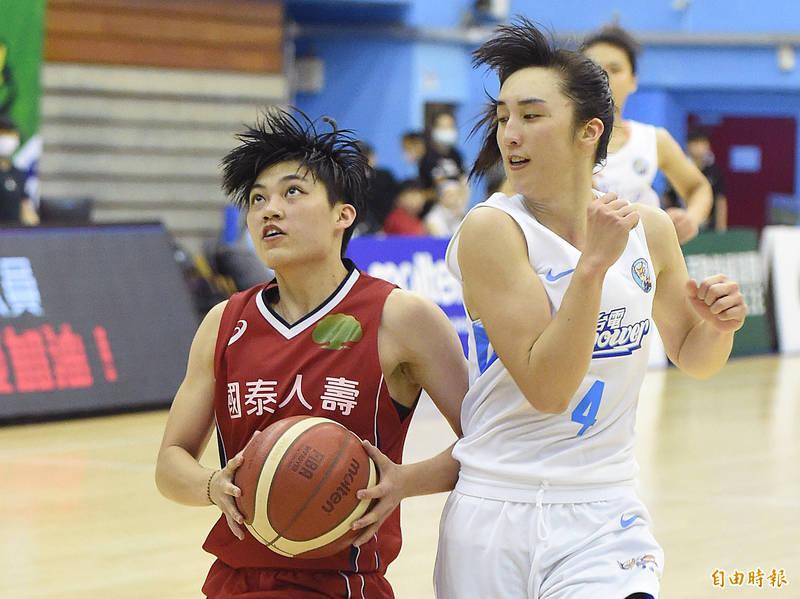 WSBL》怕讓學姐撿球更專注練投 台電彭惠貞無畏衛冕軍飆20分