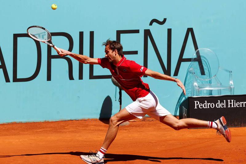 網球》梅德維夫紅土一天就被打回原形 錯失登上世界球王良機