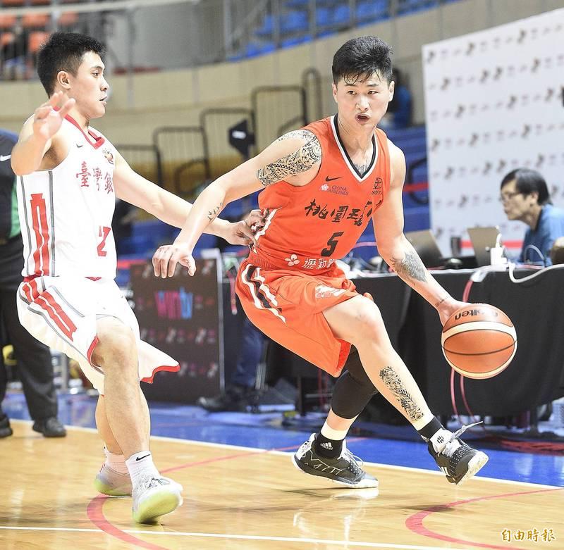 籃球》彭俊諺加盟NBL武漢當代 球季結束再為領航猿效力