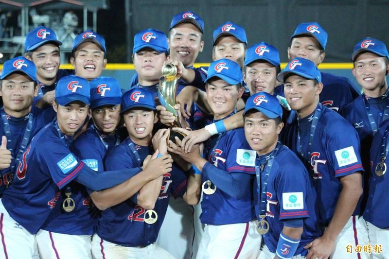 棒球》身價非凡!  U18世界冠軍世代總身價破億元