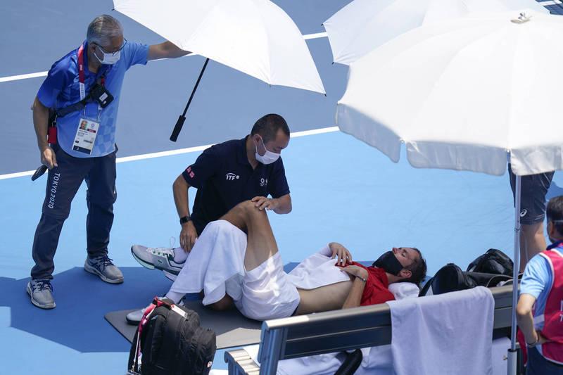 東奧網球》酷暑難耐!今起網球賽事延至下午3點開打