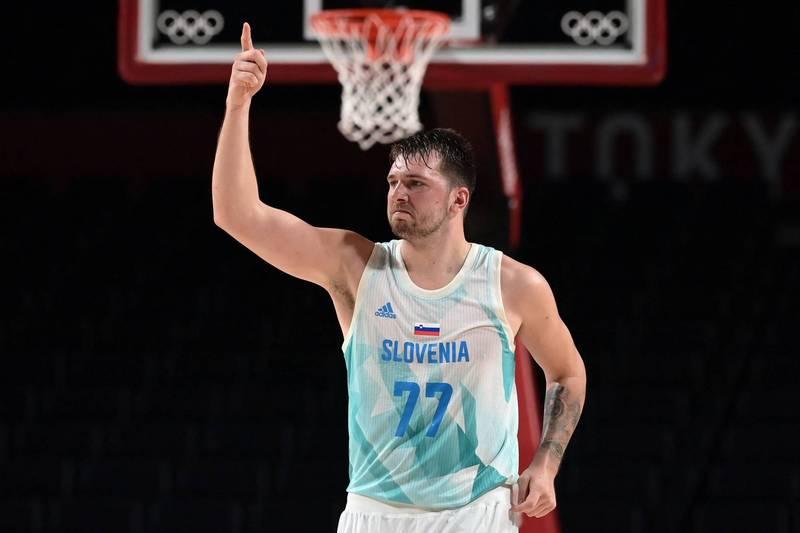 東奧籃球》東契奇、夢幻隊順利過關 四強勁旅全出爐