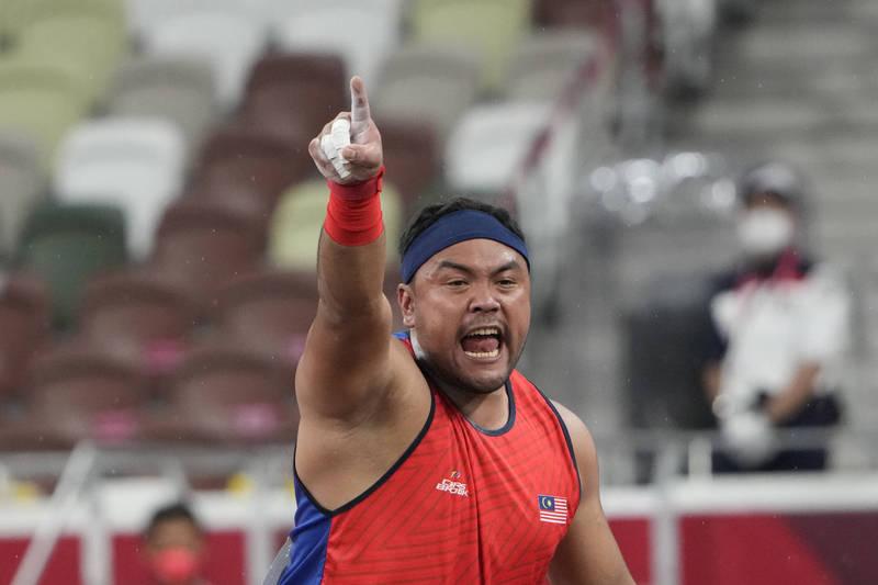 帕運》馬來西亞鉛球金牌遭到取消!理由竟是遲到
