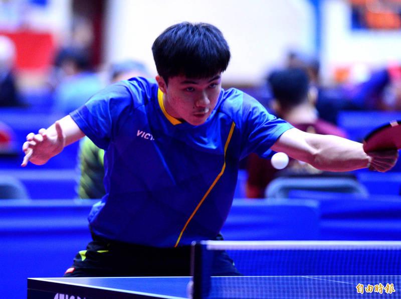 桌球》最新世界排名出爐 林昀儒、莊智淵維持不變
