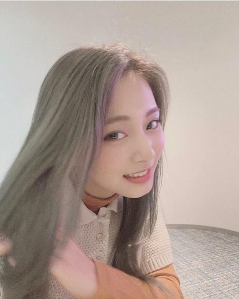 周子瑜排在第二!韓國票選「軍中情人」第一名是同為TWICE的她