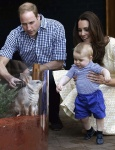 凱特王妃全家出遊大玩親子梗!母子裝、父女裝搭配太巧妙