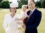 路易小王子受洗儀式!喬治、夏綠蒂好萌,凱特王妃「白色時尚」成焦點!