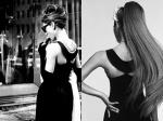 赫本粉絲變接班人!小天后Ariana Grande亞莉安娜格蘭德代言紀梵希首波形象照出爐