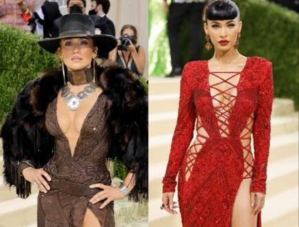 時尚奧斯卡》超模穿薄紗看起來像「全裸」!網笑:不如不要穿