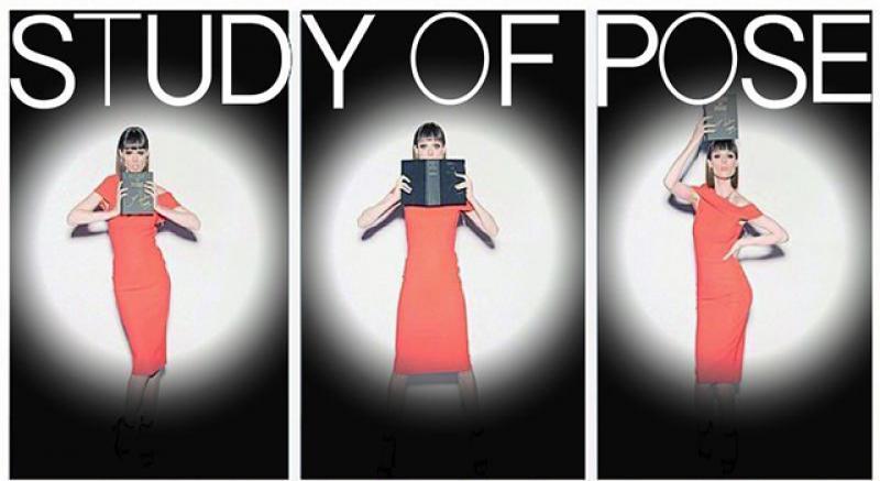 擺對Pose就顯瘦 Coco Rocha姿勢學