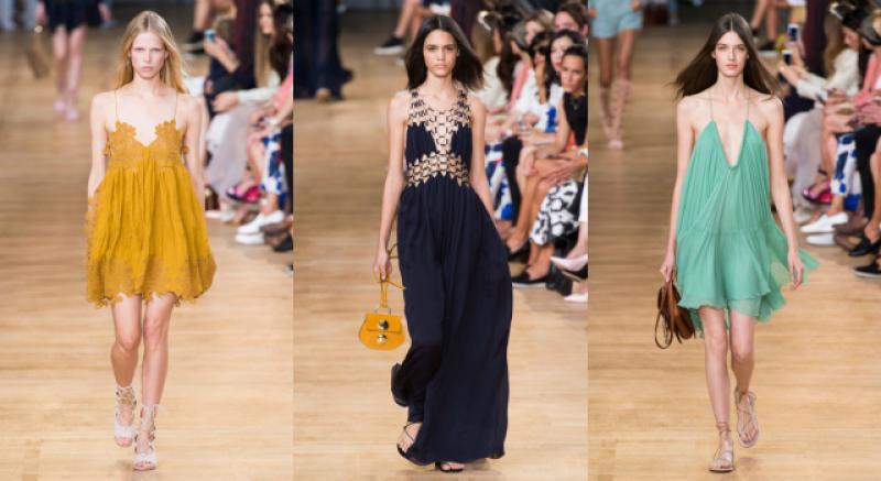 Chloé 2015 春夏展現了創新、堅強的女性風貌