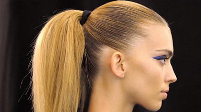 運動髮型 3 技巧 盡情流汗沒在怕