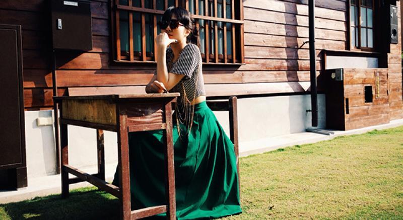 Linda Huang>>春季時尚之 5 件小事