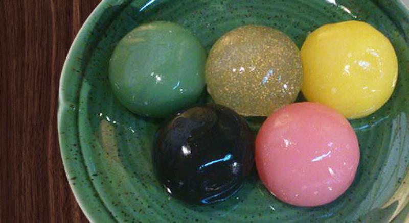 柳燕>>它不是甜點,它是洗顏皂