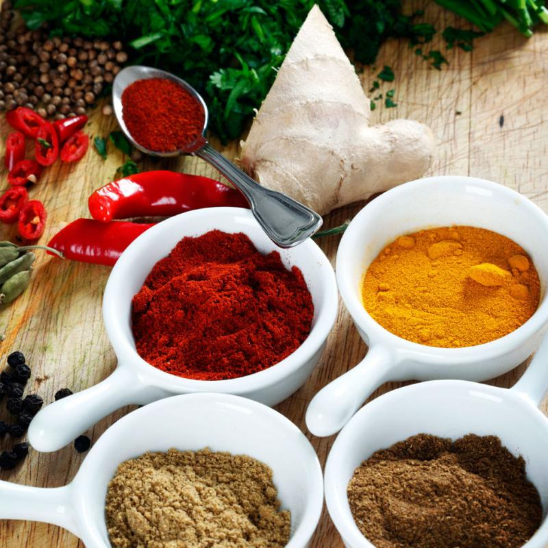 神秘印度古老醫術 5 種香料讓你變好強