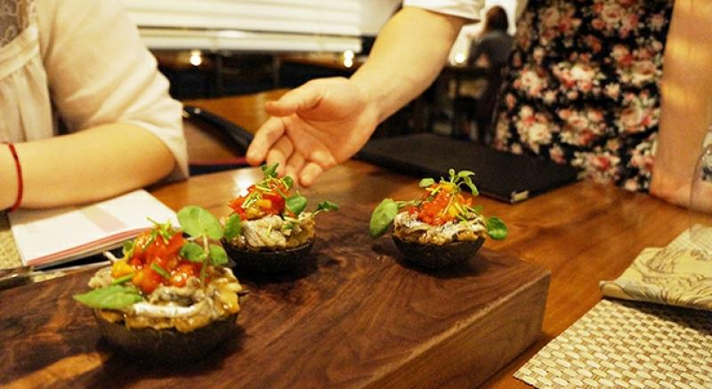 伊麗莎>>春天的熊 韓國向世界推展韓式料理的特別計畫
