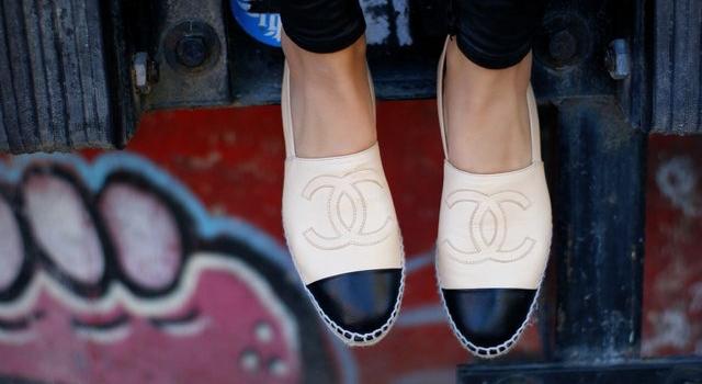 全球部落客都在穿  時尚可愛草編鞋
