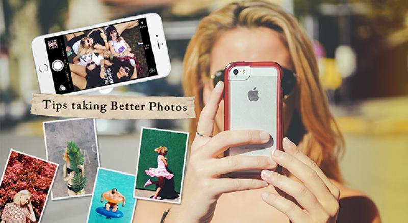 讓讚數增加!9個手機攝影技巧