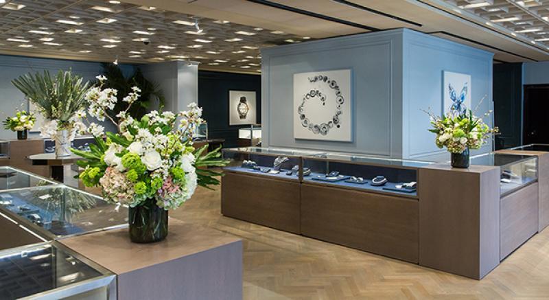 Tiffany Blue Book 用高級珠寶演繹美麗海洋